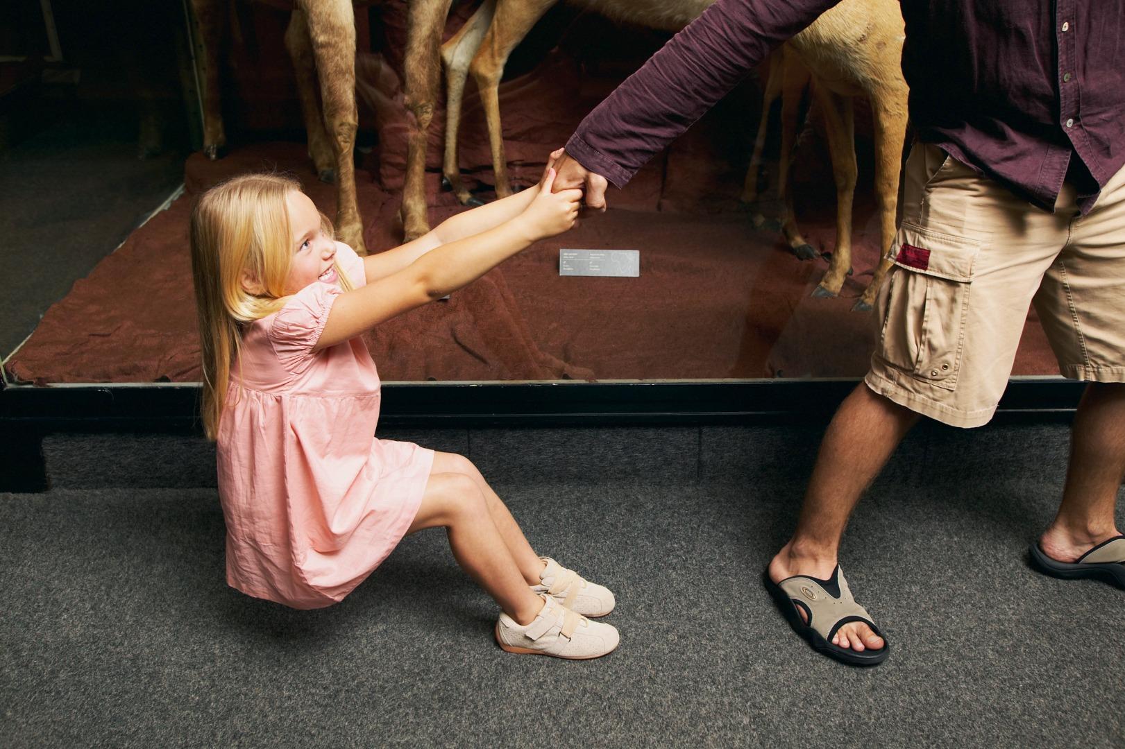 Впервые в музее