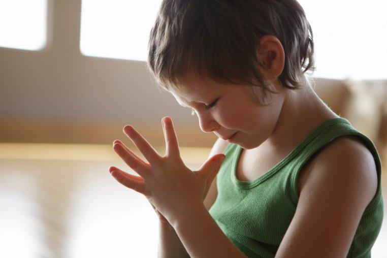 Снимаем напряжение: упражнения для детей