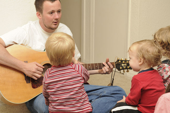Music education for a child: how to choose and why