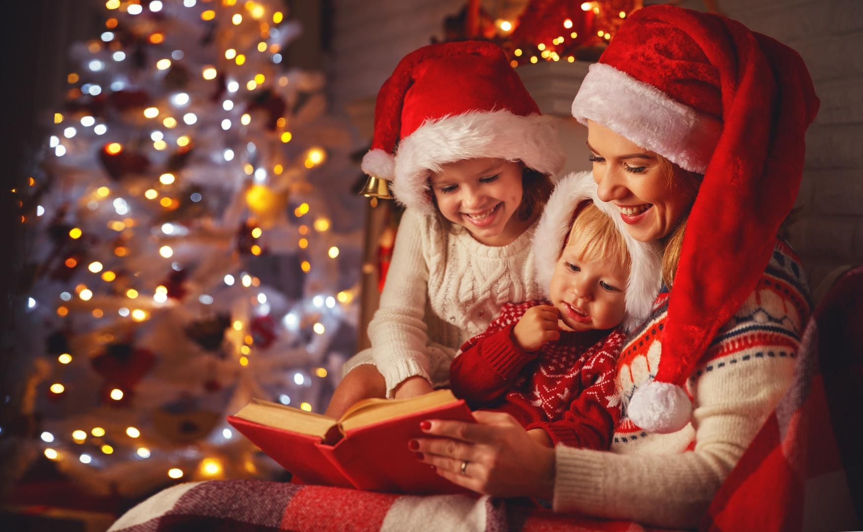 13 детских книг для новогоднего настроения