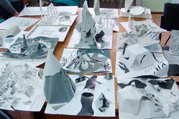 Choosing a studio of creative development