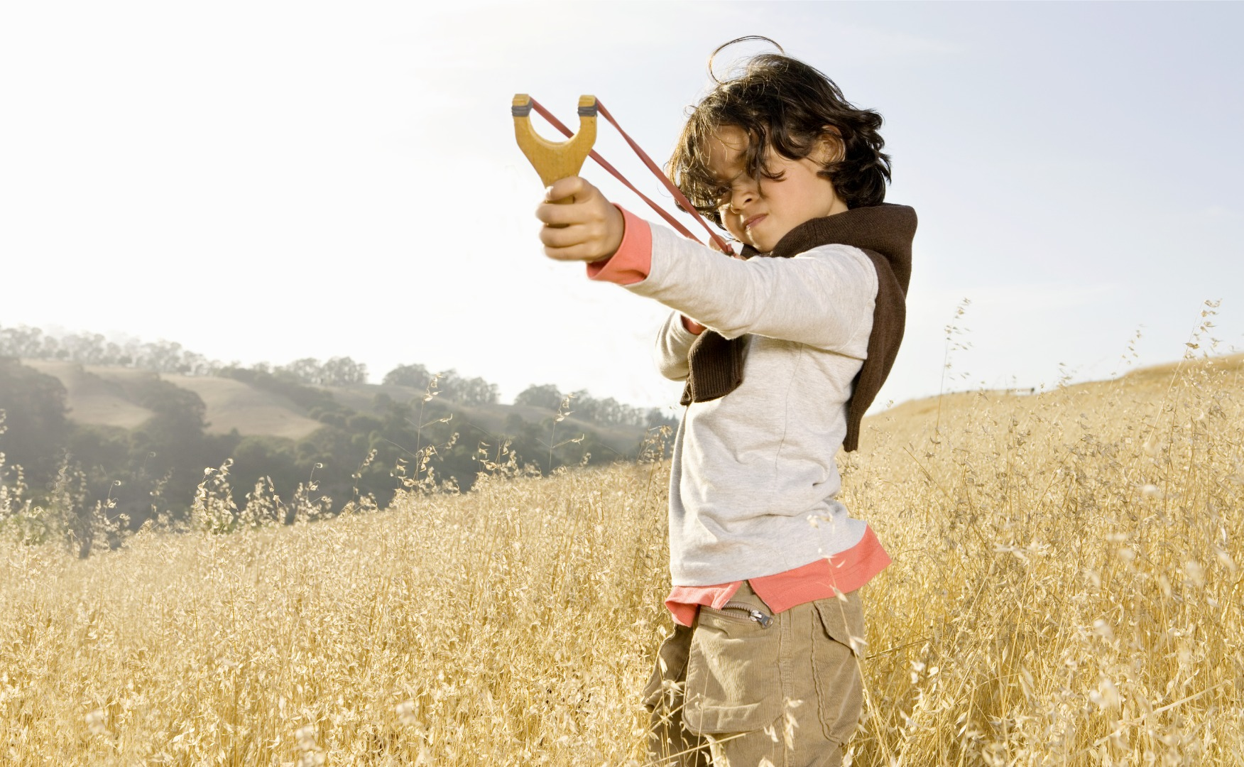 4 способа обуздать агрессию ребенка
