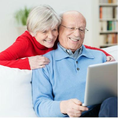 Бабушек в интернете стало больше