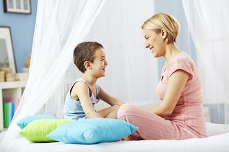 Что делать, если дети застали врасплох