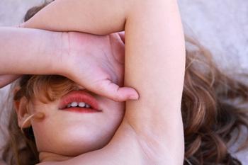 Детская непосредственность: почему детям не стыдно