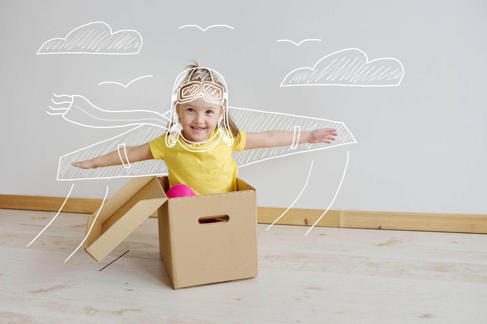 Идеи для игр с коробочками