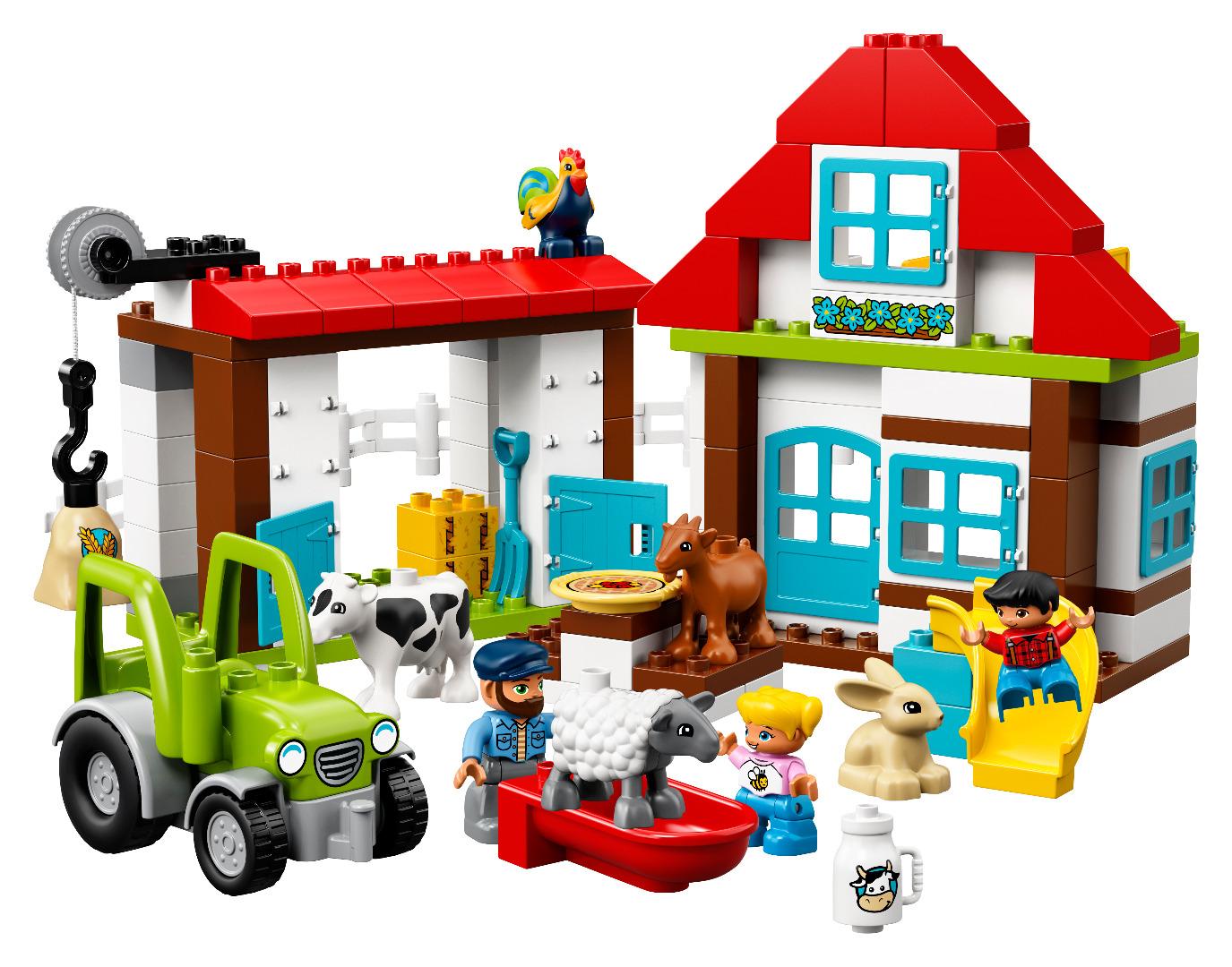 Детский конструктор: весело и полезно