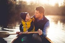 5 вещей, которым папа учит сына