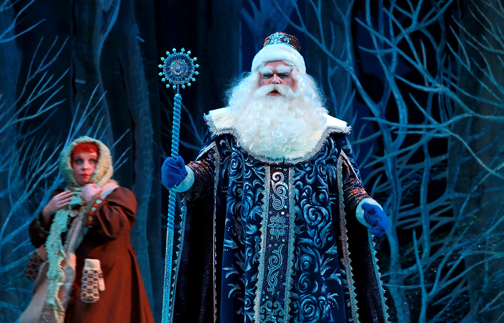 Время чудес в Детском театре имени Наталии Сац