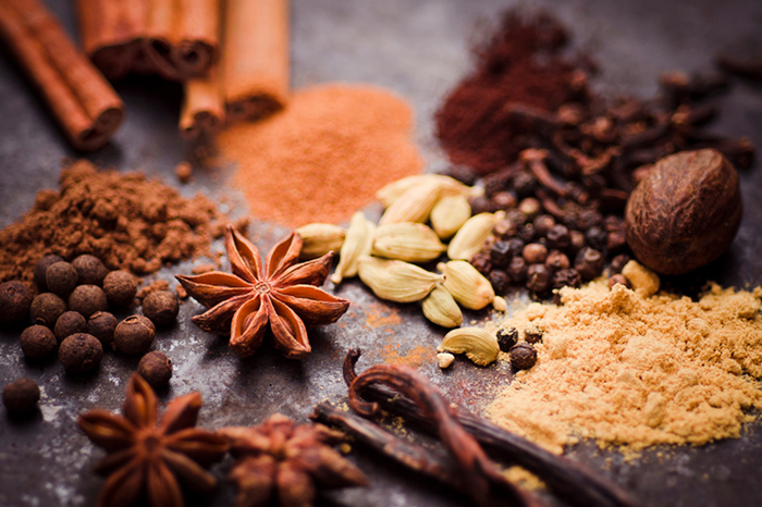 5 most fragrant spices for baby