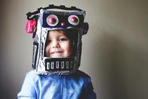 Анализ рисунка: роботы атакуют!