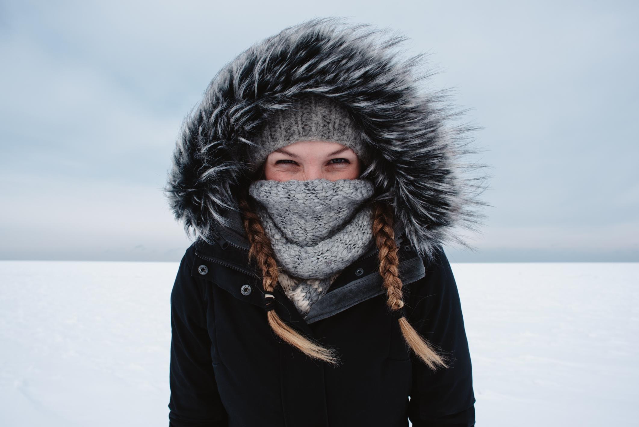Замерзли на прогулке? Согреваемся!