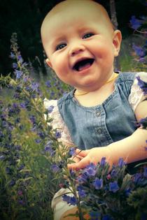 Привет. Меня зовут Арина) Мне 8 месяцев)))