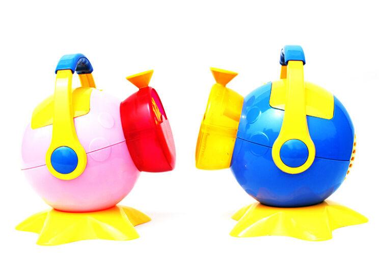 Gadgets de baño para bebés
