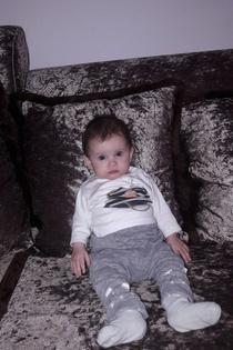Малышка чеченка