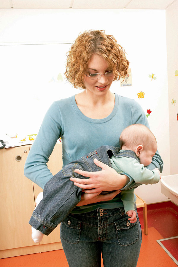 7 ways to calm your baby