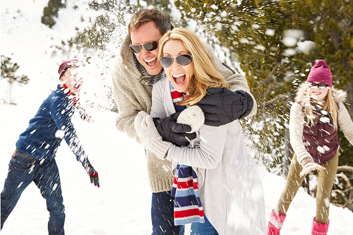 5 способов отлично провести время всей семьей