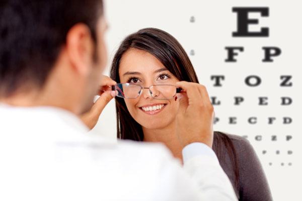 Myopia and pregnancy