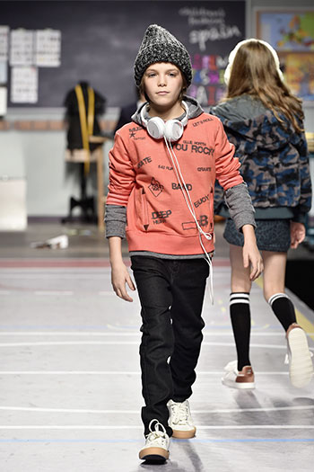 Children's Fashion from Spain