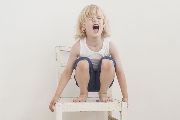 8 эффективных способов справиться с детскими истериками