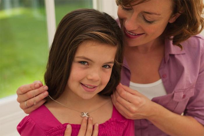 Ювелирные украшения для детей