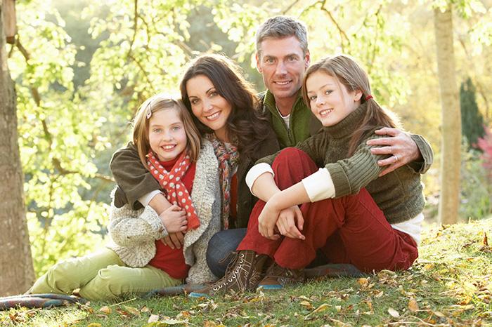 Какой формат семейного отдыха вам подходит