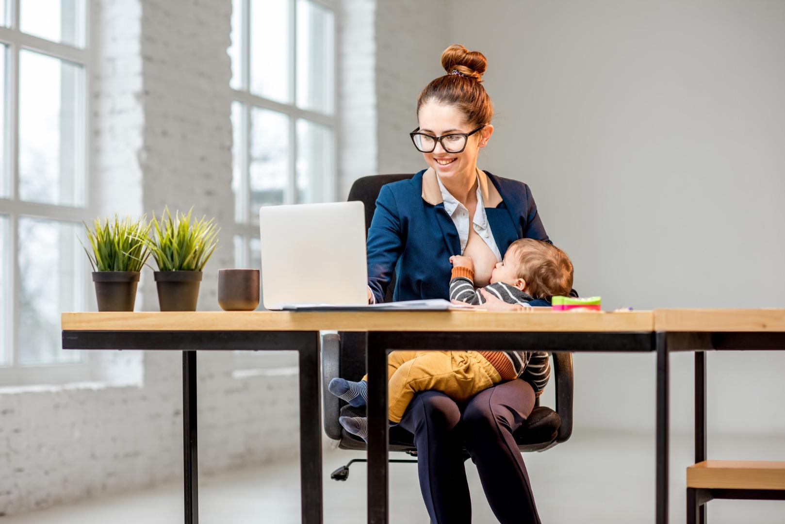 Отлучение малыша от груди: 5 шагов