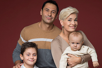 Воспитание мужчин: Стас, Юлия, Богдан, Мирон