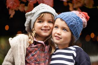 Дети в моде. Сентябрь