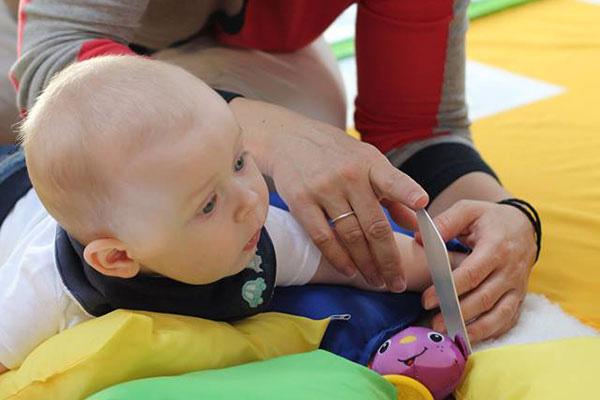 Baby Sensori: un nuevo método de desarrollo temprano desde el Reino Unido