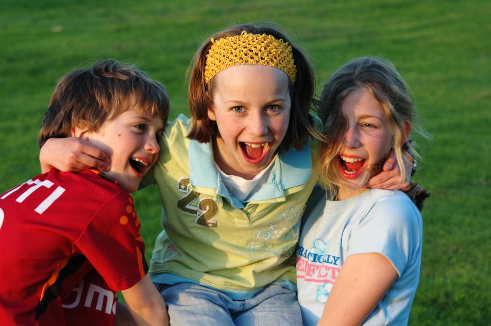 Children's friendship: not so easy!