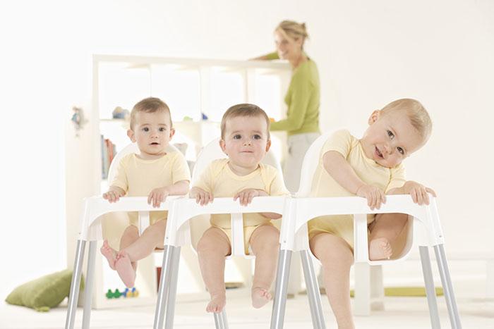 Тройной эффект: откровения мамы тройняшек