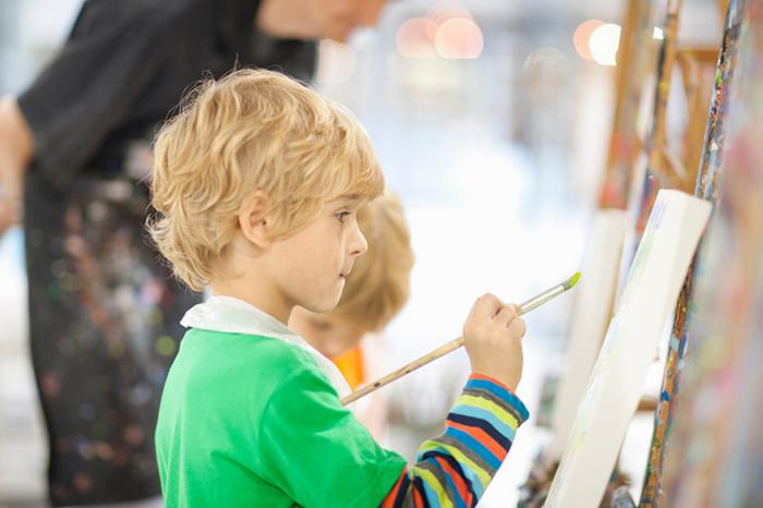 Dónde ir: elija una sección para un niño en edad preescolar
