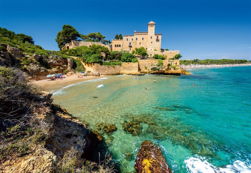 Costa Dorada, an unforgettable vacation on the Mediterranean