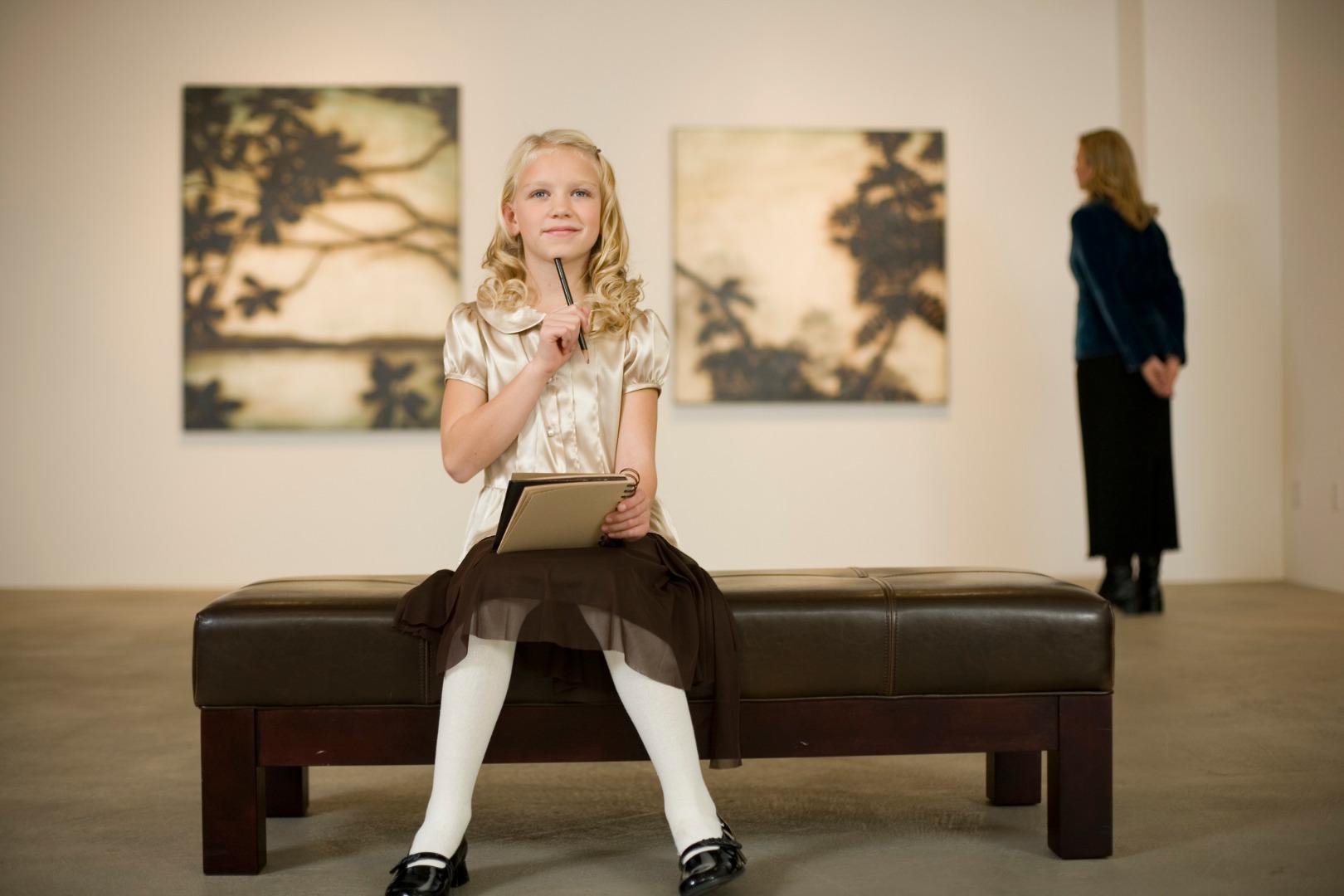 4 причины подружить ребенка с искусством