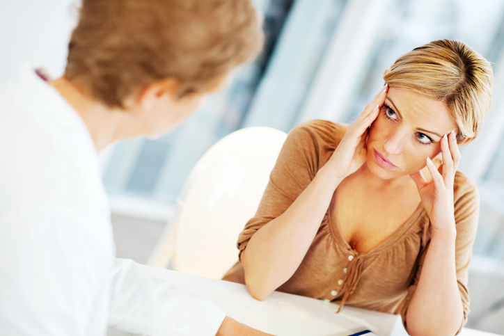 Questions to the gynecologist: Dihydrotestosterone increased