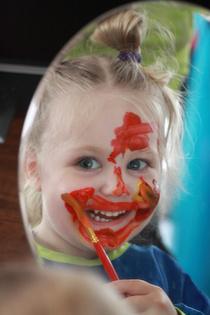 яркость красок-восторг ребенка!
