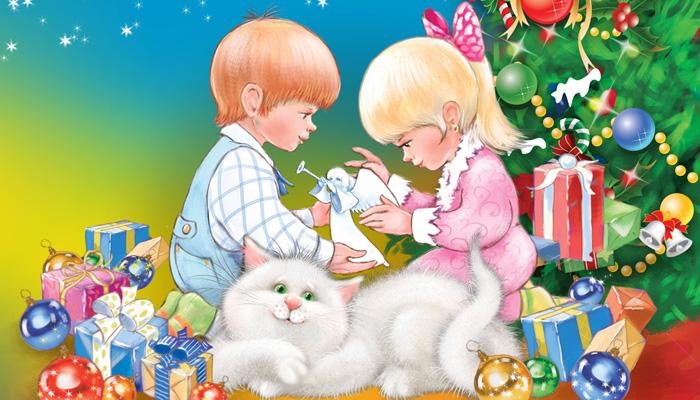 Новогодний детский мюзикл «Ася, Вася и волшебное перышко»