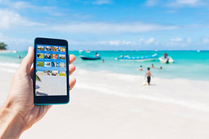 Top 8 aplicaciones móviles para viajar con niños