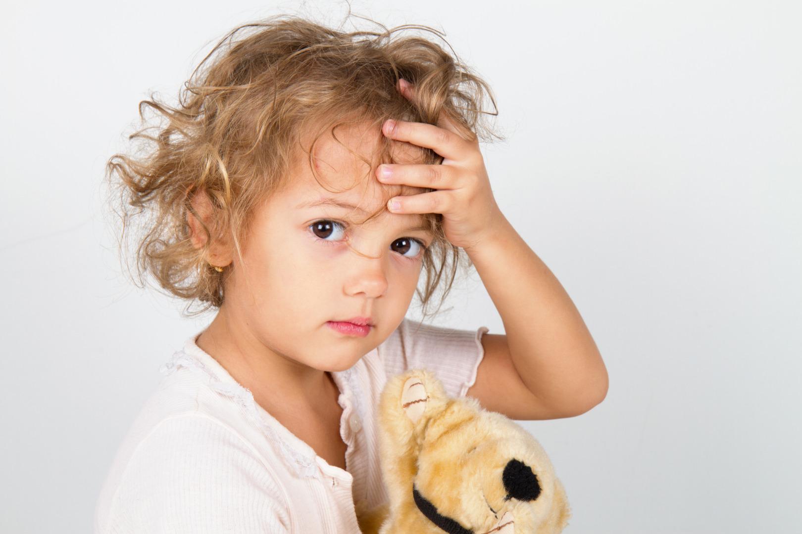 Повышенное внутричерепное давление у детей