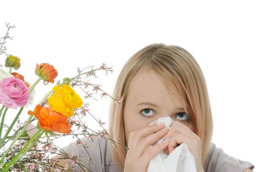 Alergia y embarazo
