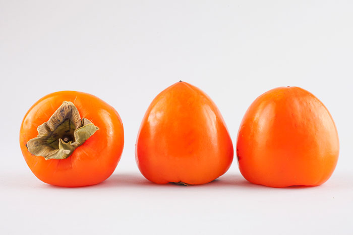Many faces persimmon