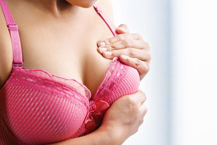 Рак груди: когда пора к врачу