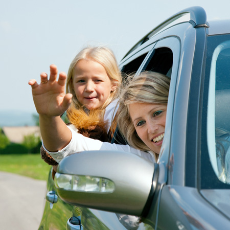 5 amazing facts about the safety of children in cars