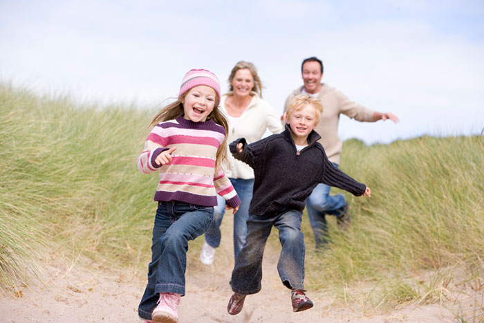 13 ways to make a child move