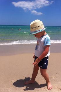 Лето на средиземном море