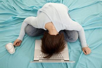 Хроническая усталость: ищем, чем подзарядиться