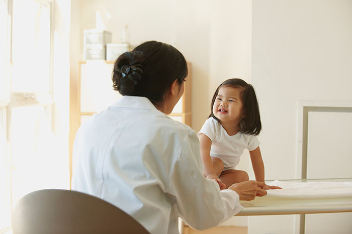 Pediatric gynecologist: care about the health of the girl