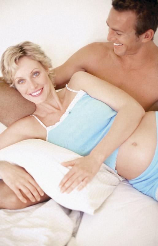 Pregnancy: offer sex!