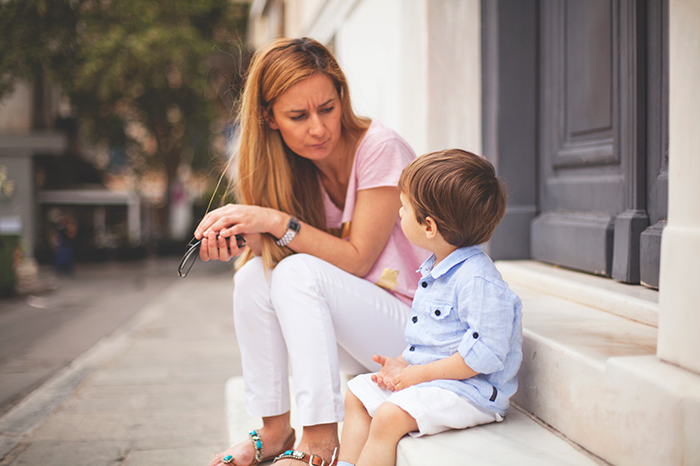 Do not be shy: 5 most intimate questions of the child